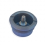 Cover plate with a pressure fitting 04-06